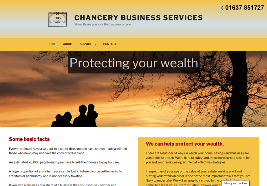 Chancery Business Services