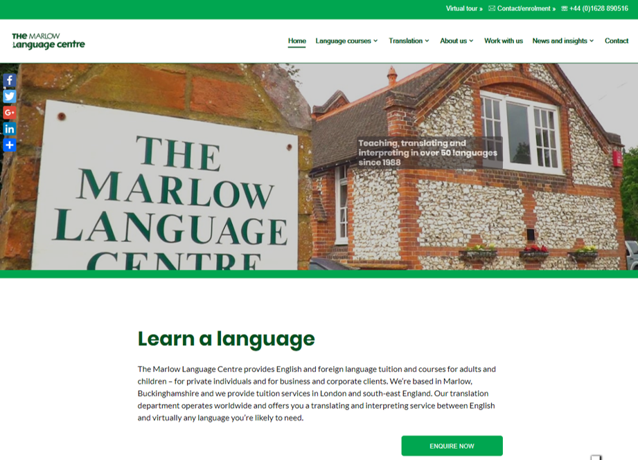 The Marlow Language Centre